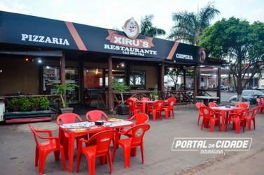 Hoje tem rodízio de pizzas com mais de 50 sabores por R$ 19,90 no Xiru's