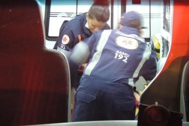 Socorristas do SAMU salvam bebê asfixiado na base em Assis Chateaubriand