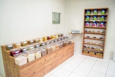 Loja de Douradina é referência em bem-estar e alimentação saudável