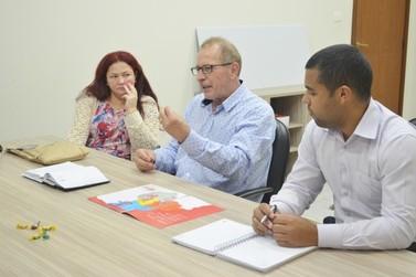 Douradina ganha base da Viação Garcia para o transporte de pacientes a Curitiba