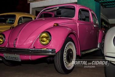 Apaixonados pelo automóvel criam o Clube do Fusca em Douradina