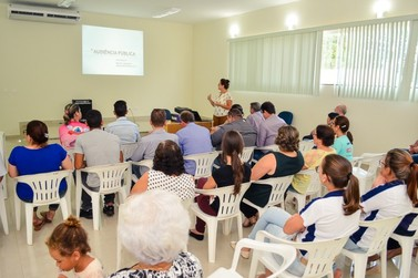 Secretaria de Planejamento realiza audiência pública em Douradina