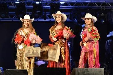 Eleita Rainha e Princesa da Expo Icaraíma 2017