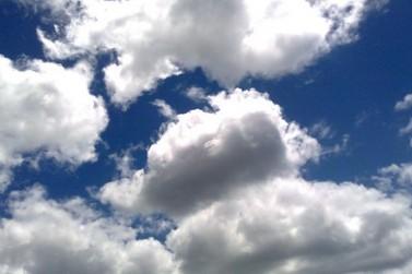 Fim de semana deve ser de tempo instável na região de Douradina