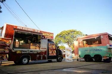 Foods Trucks será opção na véspera de feriado em Douradina