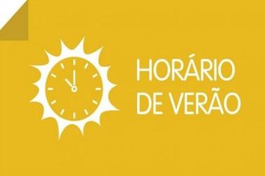 Governo decide manter horário de verão, que começa no próximo dia 15