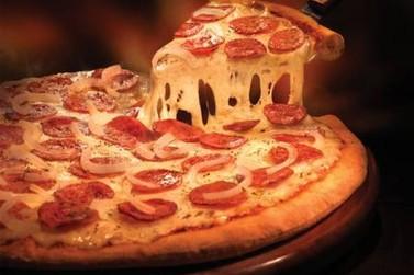Está com fome? Hoje tem rodízio de Pizza no Xirus