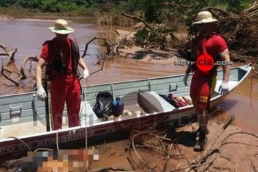 Homem é encontrado boiando no Rio Tapiracuí em Cidade Gaúcha