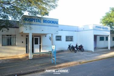 Hospital Regional de Douradina poderá ser fechado em setembro por falta de recursos