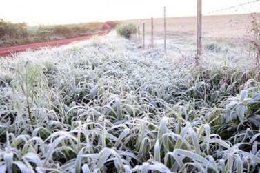 Inverno em Douradina promete ser menos rigoroso que o do ano passado