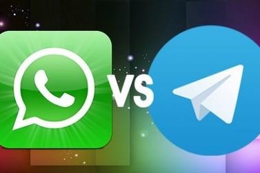 Mais de 500 mil brasileiros migraram para o aplicativo Telegram depois do bloqueio do WhatsApp