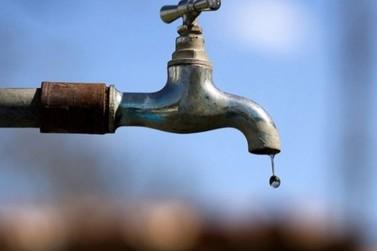 Manutenção preventiva em reservatório pode afetar abastecimento em Nova Olímpia