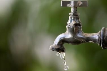 Manutenção preventiva em reservatório pode afetar abastecimento em Tapira