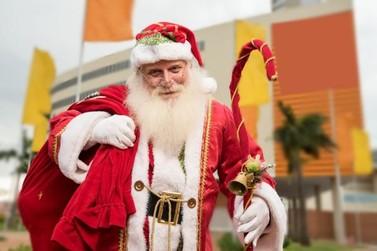 Papai Noel chega hoje em Douradina