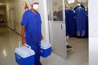 Paraná bate recorde na captação de órgãos para transplantes