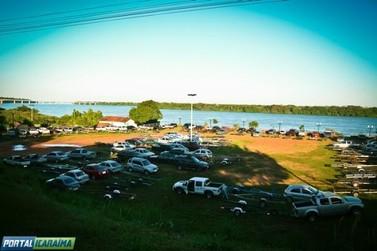 Inicio da temporada da pesca movimenta Porto Camargo