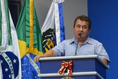 Ex-prefeito José Carlos Pedroso no PPS