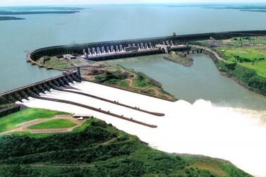 Itaipu foi a maior produtora de energia em 2012