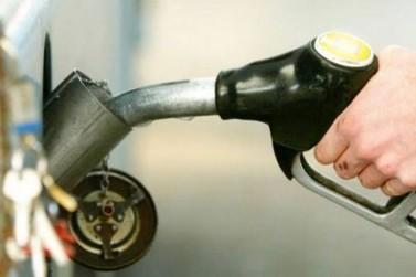 Preço do diesel tem reajuste de 5% a partir desta quarta-feira