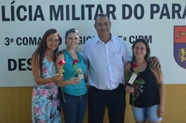 Prefeito Cidão parabeniza todas as mulheres de Douradina pelo dia Internacional da Mulher