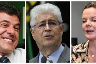 Candidatos ao governo do PR estimam gasto de R$ 108 mi