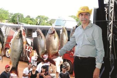Chuva não afetou e Concurso de Pesca ao Pacu superou expectativas