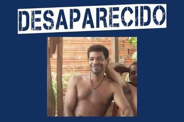 Família de Douradina procura por homem desaparecido