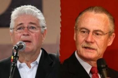 Requião e Pessuti se lançam como pré-candidatos ao governo
