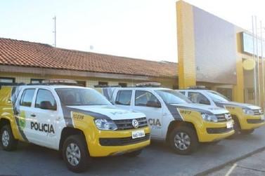 Governo estadual entrega novas viaturas para a PM