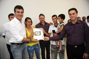 Ivaté recebe Beto Richa e recursos anunciados passam de R$ 10 milhões
