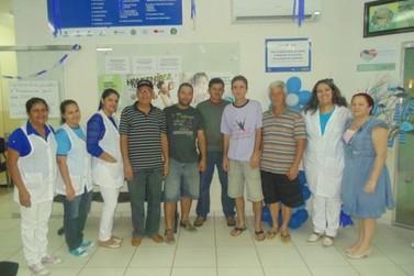 Balanço do Agosto Azul em Douradina