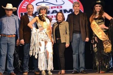 Icaraíma abre hoje a Festa do Peão Boiadeiro mais tradicional da região
