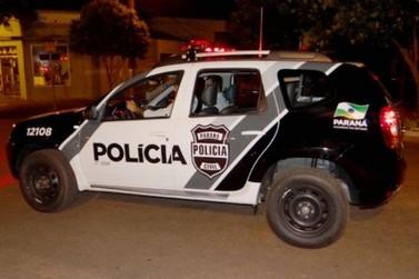 Polícia Civil de Icaraíma recebe uma nova viatura