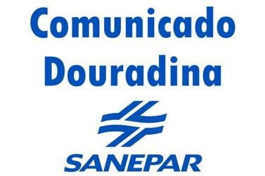 Comunicado a população de Douradina
