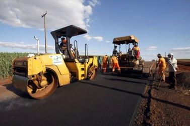 Cinco rodovias da região passam por microrrevestimento asfáltico