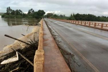 Ponte entre Rondon e Paraíso do Norte é liberada