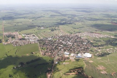 Douradina hoje tem 8.120 habitantes, diz IBGE