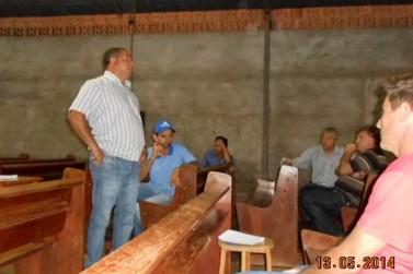 Vereador Toninho do Sindicato presta conta ao Distrito de Vila Formosa