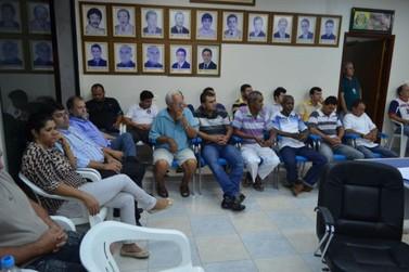 Câmara de Douradina dará titulo de cidadão honorário ao ex-prefeito Cabeção