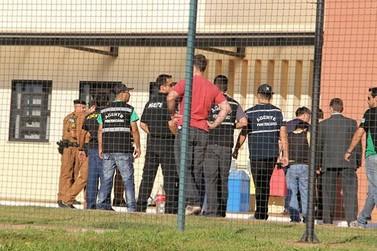 Rebelião na penitenciária de Cruzeiro do Oeste