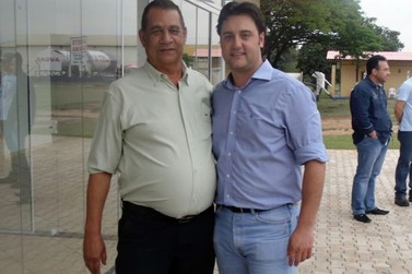 Prefeito Cidão participa de encontro com governador Beto Richa em Umuarama