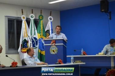 Câmara Municipal de Douradina realiza última sessão do ano