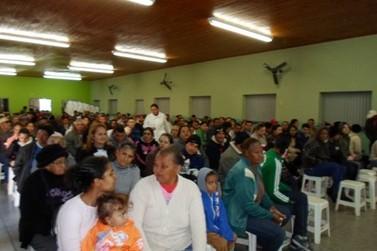 Prefeitura e Cohapar realizam sorteio de lotes de casas populares