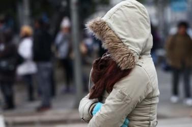 Prepare-se para o frio! Previsão de mínima de 4ºC e geadas em Douradina