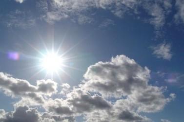 Previsão do Tempo: Douradina segue com sol e calor