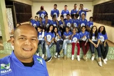 Professor transforma a vida de crianças de Icaraíma com projeto social