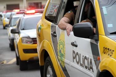 Reforço do policiamento garante eleições tranquilas na região de Douradina