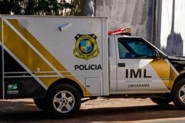 Restos mortais encontrados em Ivaté podem ser de jovem desaparecido