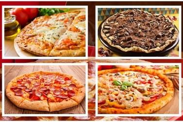 Rodízio de pizzas no Xirus é uma ótima opção para o feriado em Douradina