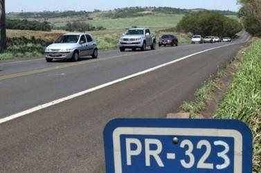 Rodovias estaduais tem bloqueios devido a problemas causados pela chuva